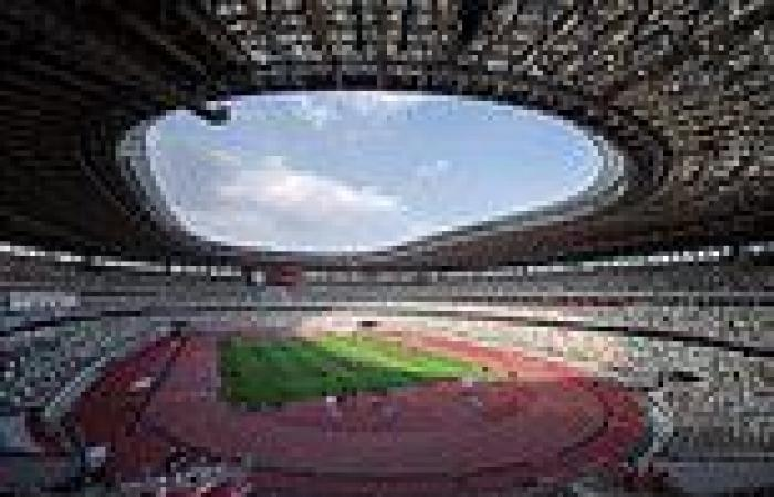 Tokyo Olympics opening ceremony 'will be open to VIPs only with NO spectators ...