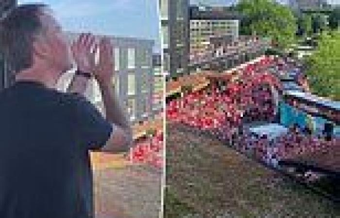sport news Euro 2020: Denmark given a hero's send-off by hundreds of fans as they set off ...