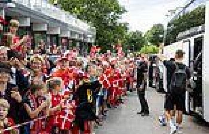 Furious Denmark fans warn 'they will come by sea' for Euro 2020 semi-final ...