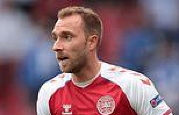 sport news Christian Eriksen, his wife and the six medics who saved his life are invited ...