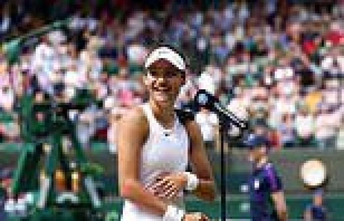sport news Emma Raducanu breaks silence to reveal she 'felt dizzy' and was 'not well ...