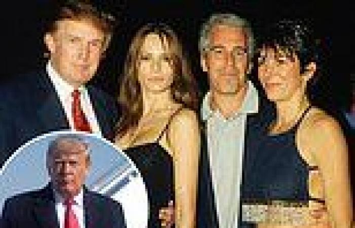 Trump asked if Ghislaine Maxwell 'said anything about me,' new book reveals