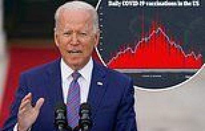 Biden will launch neighborhood campaigns to up COVID vaccine rate