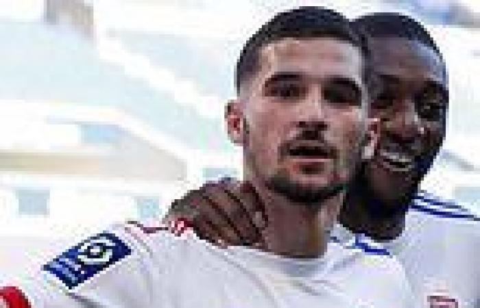 sport news Arsenal 'must SELL at least one more player before re-launching Houssem Aouar ...
