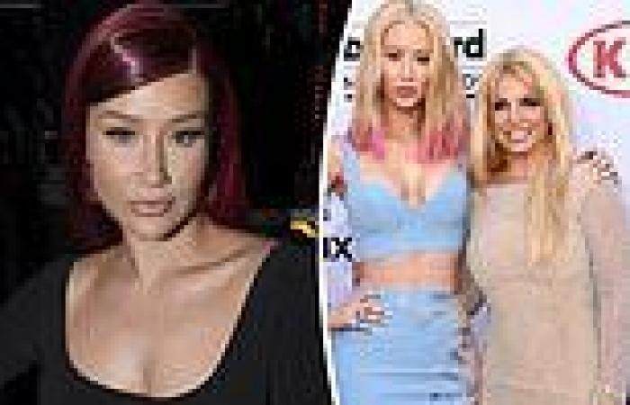 Iggy Azalea reveals why she went public with claims about Britney Spears' dad ...