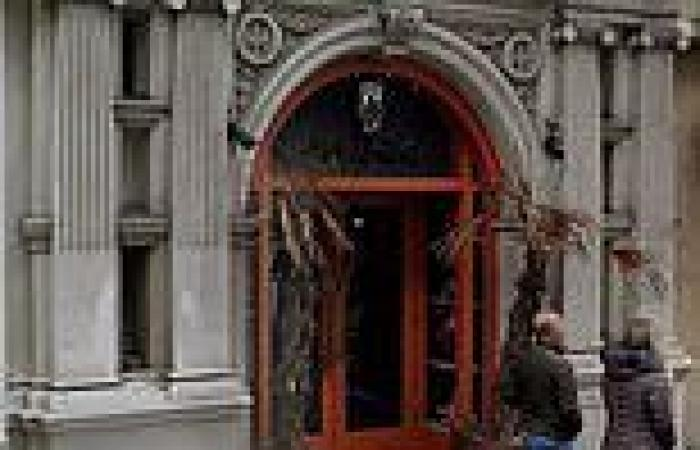 Celebrity hotspot Mahiki closes the doors of its flagship Mayfair club after 16 ...