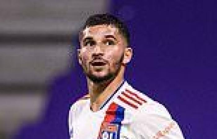 sport news Arsenal launch bid for Houssem Aouar with talks progressing well with Lyon