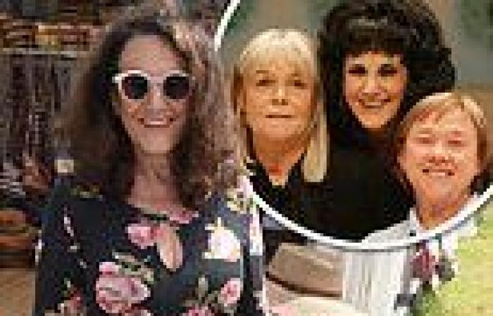 Lesley Joseph, 75, confirms the end of Birds Of A Feather and dispels rumours ...
