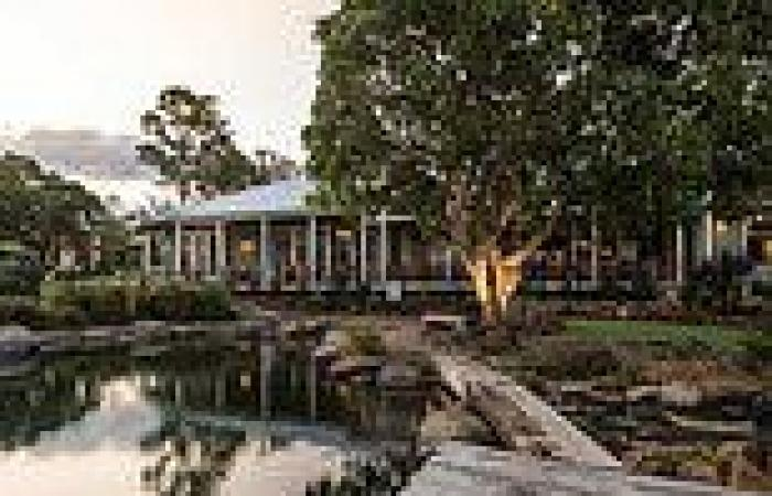 Inside the new eco-tourism retreat owned by Queensland rich listers Jude and ...