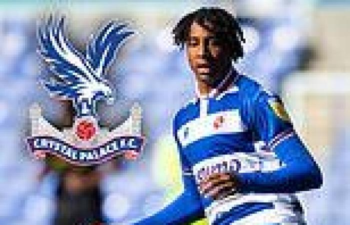 sport news Reading midfielderMichael Olise set to become Patrick Vieira's first signing ...