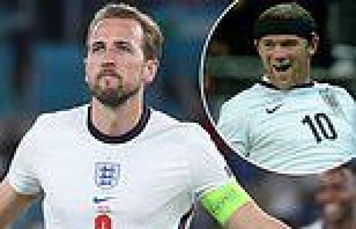 sport news Euro 2020: Harry Kane well on track to smash England scoring records