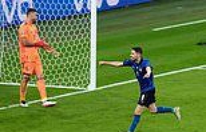 sport news Jorginho's decisive penalty settles penalty shootout against Spain