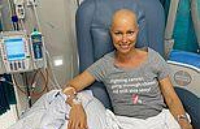 Coronavirus Australia: Woman with aggressive cancer separated from husband due ...