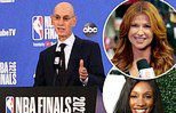 NBA boss calls it 'disheartening' to see Rachel Nichols and Maria Taylor ...