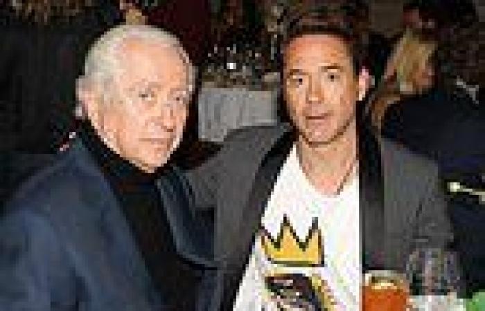 Robert Downey Sr. dies at 85: Filmmaker and father of Iron Man actor Robert ...