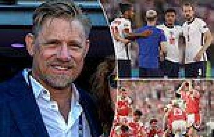 sport news Euro 2020: Peter Schmeichel claims Denmark are FAVOURITES to beat England at ...