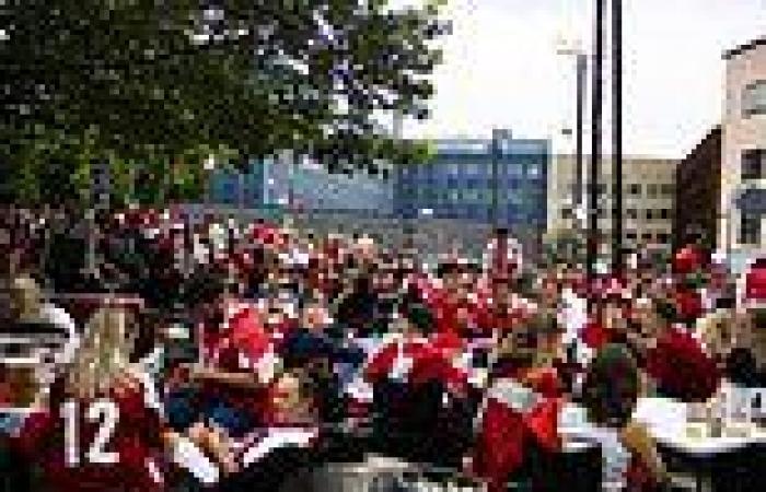 Denmark fans predict victory over England as Euro 2020 fever grips Copenhagen