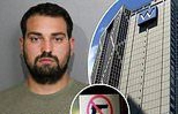 Iowa man arrested in Chicago after semi-automatic rifle found lying in W Hotel ...