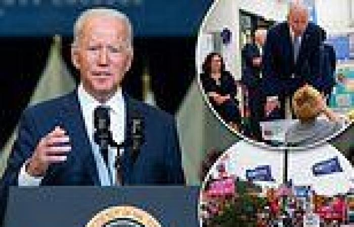 Biden calls for an increase in education from 12 to 14 years
