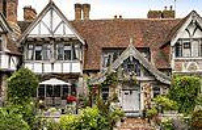 Historic Sussex hotel that inspired Cluedo boardgame goes on the market for ...