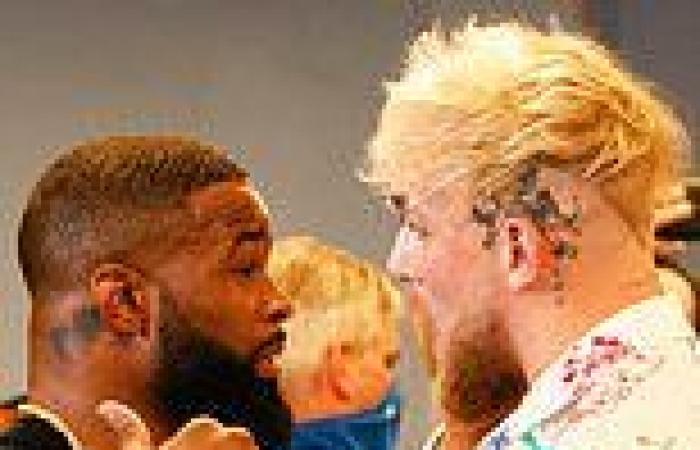 sport news Tyron Woodley warns Jake Paul his aggressive style would play right into his ...