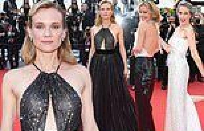 Cannes Film Festival: Diane Kruger, Eva Herzigová andAndie Macdowell hit the ...