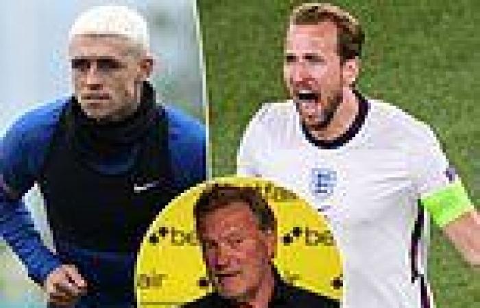 sport news Euro 2020: Glenn Hoddle backs Phil Foden to START for England tonight in ...