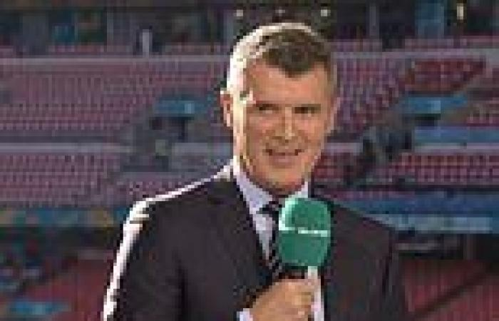 sport news Euro 2020: Roy Keane reveals he rowed with a woman at a Neil Diamond concert in ...