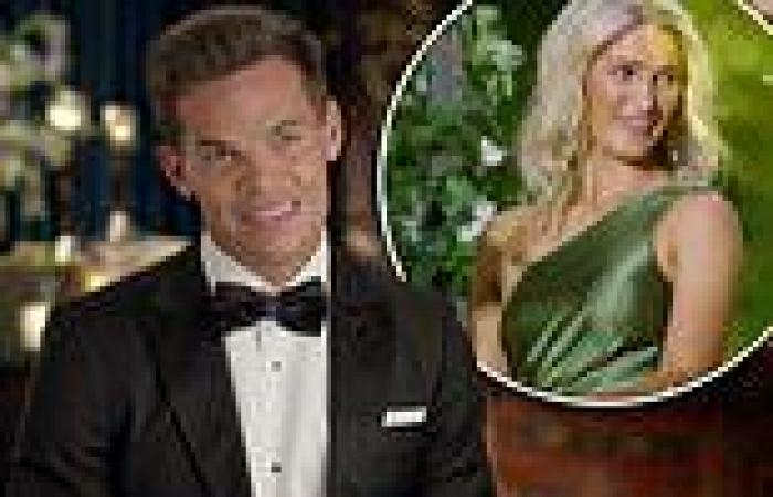 New Bachelor Jimmy Nicholson is blown away as he meets the stunning contestants ...