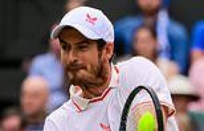sport news COURT REPORT: Andy Murray has been focusing on his power