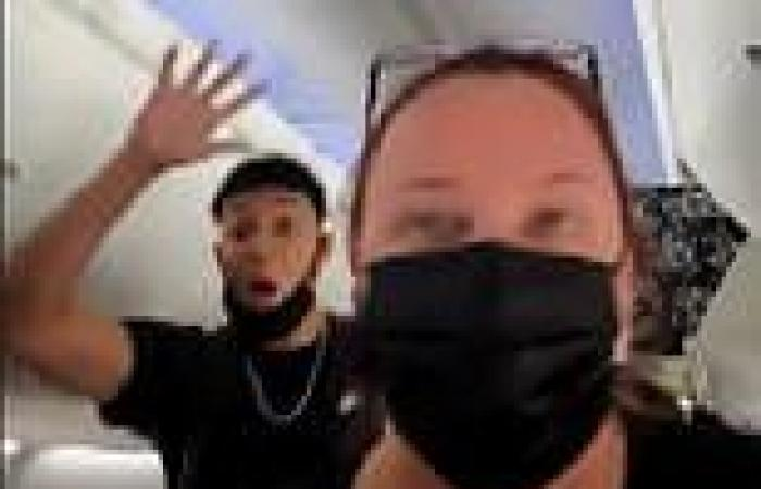 Boston teens who refused to wear masks on AA flight were 'unfairly blamed'