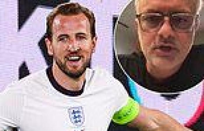 sport news Euro 2020: Jose Mourinho says Harry Kane WON'T care about Golden Boot and wants ...
