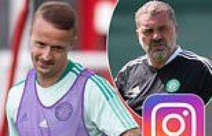sport news Leigh Griffiths sent home from Celtic training camp amid investigation into ...