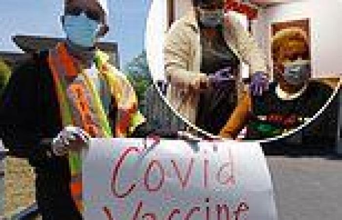Partnering Black churches with pharmacies increases COVID vaccination rates ...