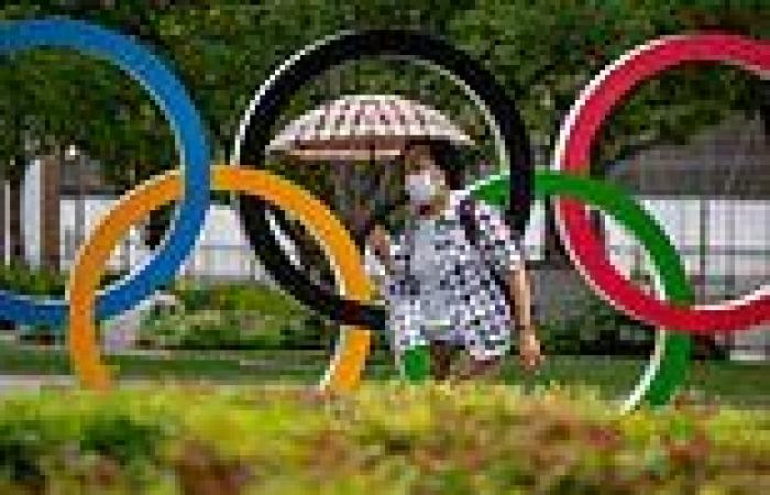 sport news Fans are BANNED from the Tokyo Olympics with Japan in state of emergency