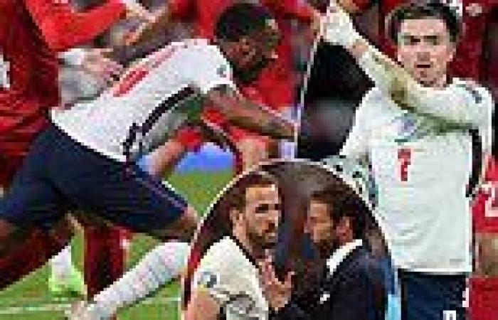 sport news Euro 2020: How England became more streetwise -from Kane's free-kicks to ...