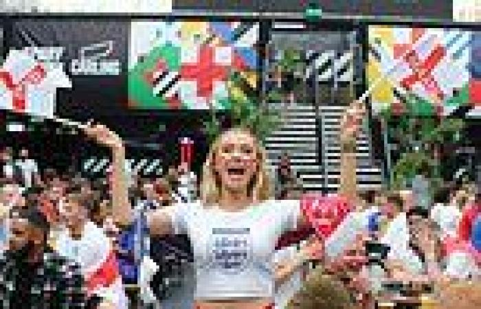 Make Monday a BANK HOLIDAY! 60,000 England fans sign petition demanding day off ...