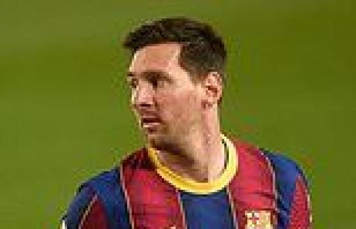 sport news LaLiga chief confident Barcelona will be able to re-sign Lionel Messi despite ...