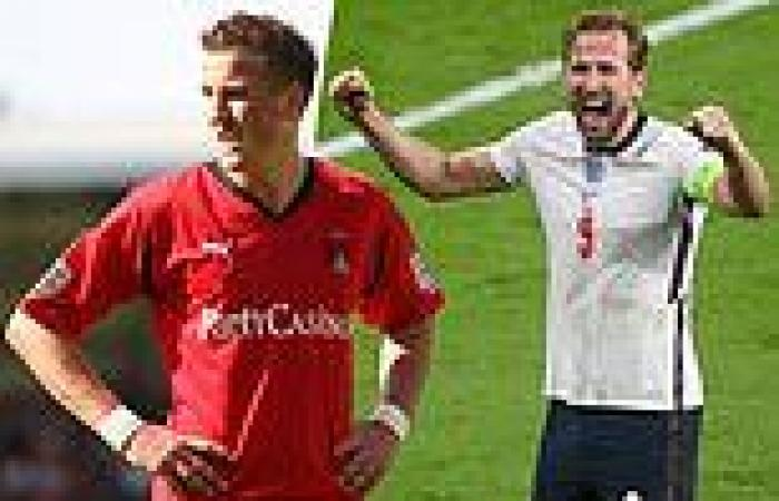 sport news From Leyton Wingate FC to becoming a Wembley wonder, Harry Kane's former ...