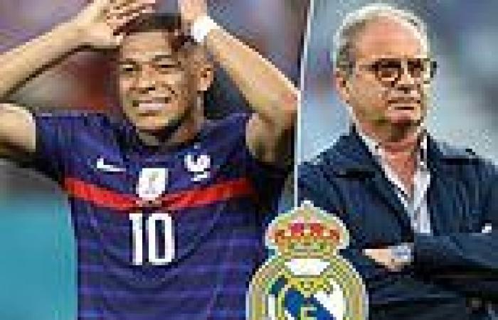 sport news Real Madrid view Luis Campos as key in bid to sign priority target Kylian Mbappe