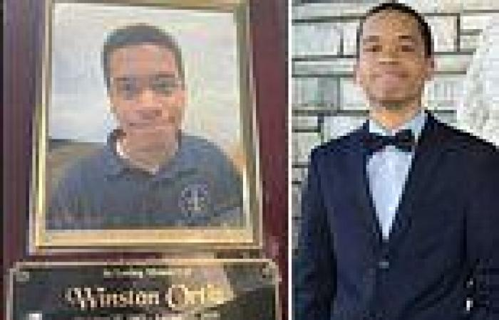 New York family receives cap and gown of late teen who was set to graduate from ...