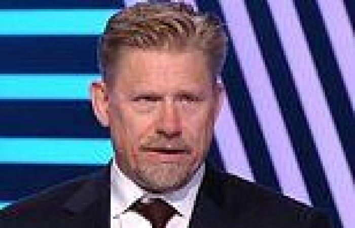 sport news Euro 2020: Peter Schmeichel claims referee made a 'REALLY big mistake' by ...