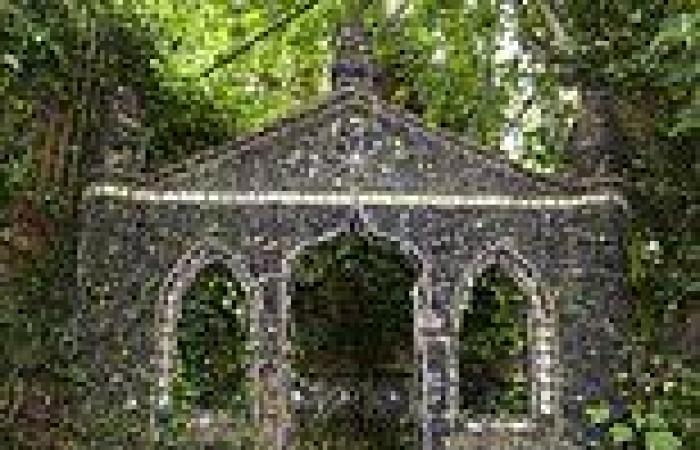 Birmingham man discovers hidden 18th Century Gothic folly