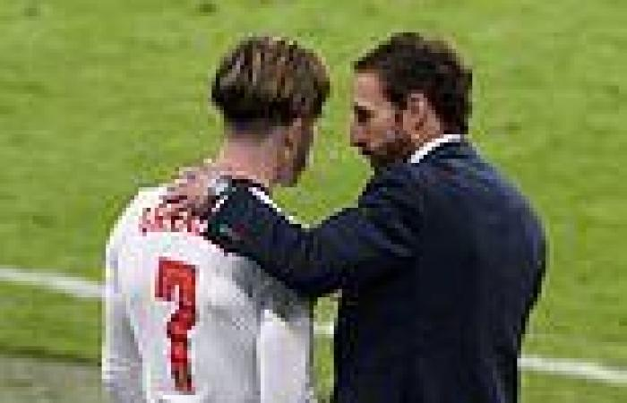 sport news Euro 2020: Gary Neville says Jack Grealish will be 'embarrassed' to come off as ...