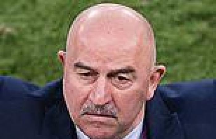 sport news Euro 2020: Stanislav Cherchesov SACKED as Russia manager
