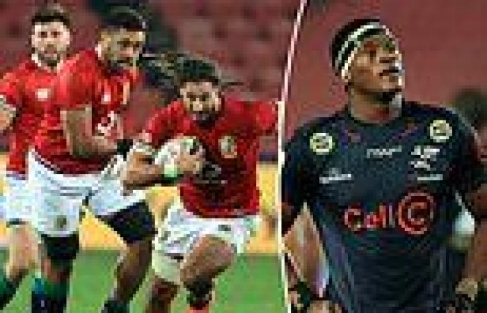 sport news JAMIE ROBERTS:Tour chaos can unite the Lions, but I worry for both sides' ...