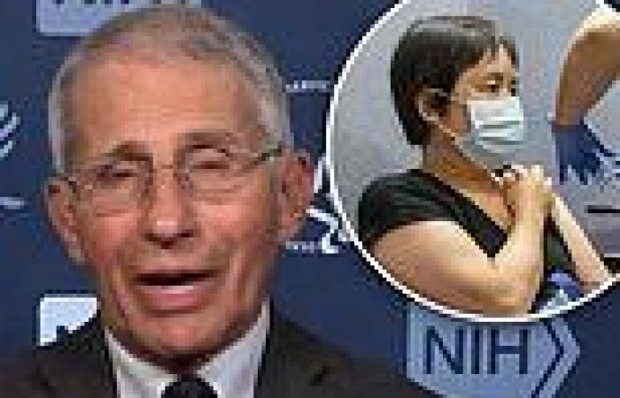 Fauci says not getting a COVID-19 vaccine is a 'political statement' and to ...