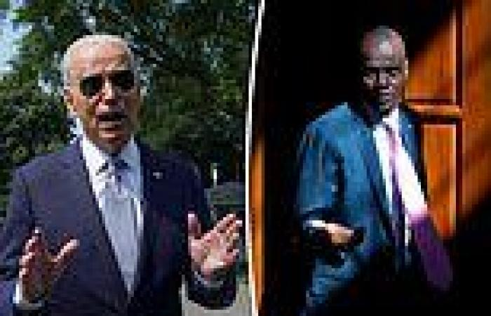 Biden calls assassination of President of Haiti Jovenel Moise 'horrific'