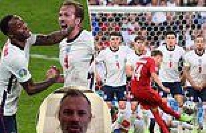 sport news Euro 2020: England 'needed to go through adversity' and did vs Denmark, says ...