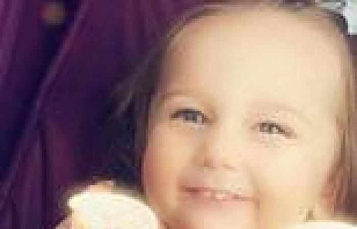 Girl, three, was found by paramedic 'lying dead with unexplained marks on her ...